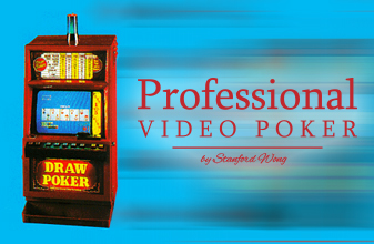 Professional video poker by stanford won4