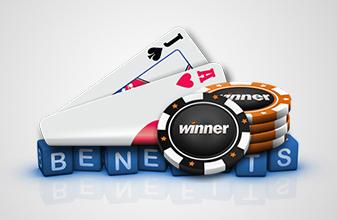 Blackjack the benefits of online play