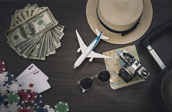 Discreet travel with cash by varlayview