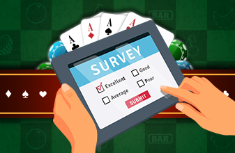 Do you ever respond to casino surveys by 21forme