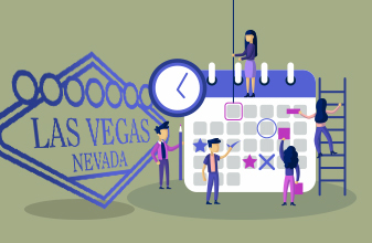 Las vegas playing trip daily scheduld by 85