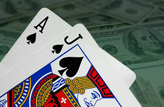 Introduction to winning at blackjack