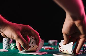 Tribal casino backrooming