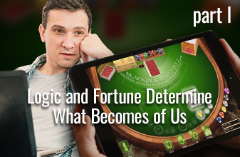 Lets talk about online blackjack logic and fortune determine