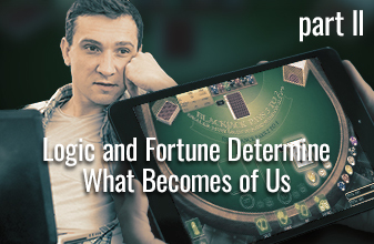 Lets talk about online blackjack logic and fortune determine partii