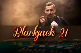 California cardroom blackjack by techno and dog hand