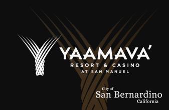 San manuel renamed yaamava