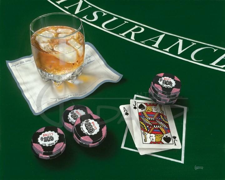 Scotch and black jack